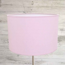 Pale Violet Table Lamp Shade
